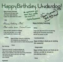 Happy birthday, UD!