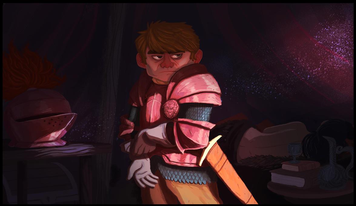 Tyrion Lannister by Beruseruku