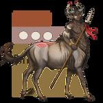 Centaur - Wildebeest [Auction: Closed]