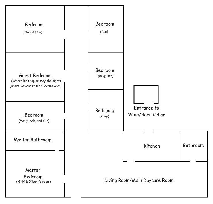 Nastonya 39 S Daycare Floor Plan By Calming Thoughts On