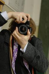 Me and my camera by Alcatraz1991
