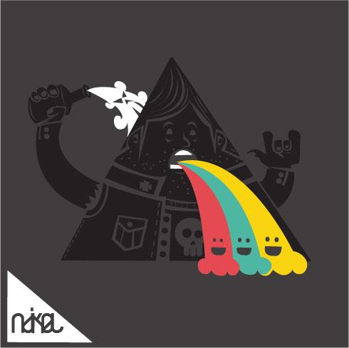 segitiga yang hitam by ndikol