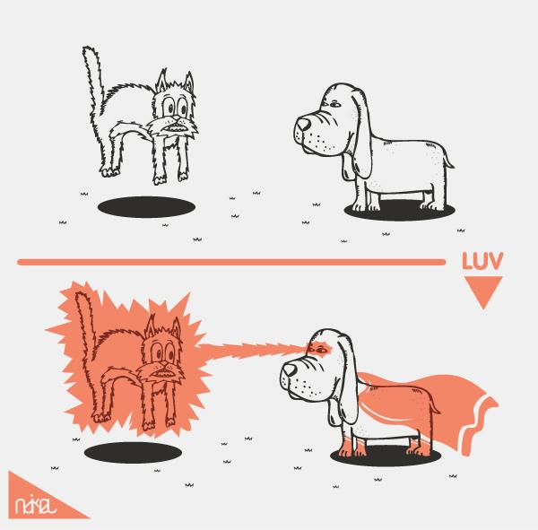 superdog by ndikol