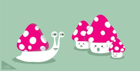 snail by ndikol
