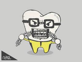 strong teeth by ndikol
