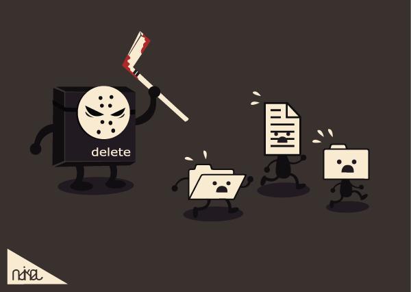 delete by ndikol
