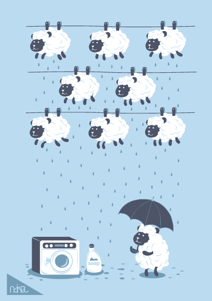 rain by ndikol