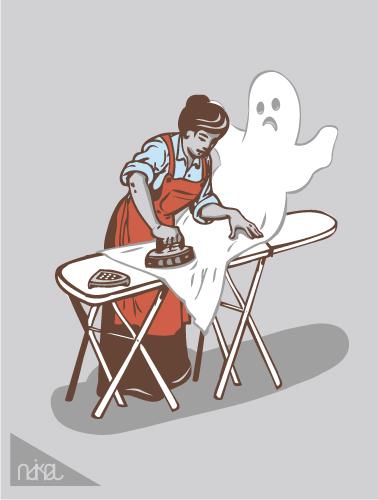 neat ghost by ndikol