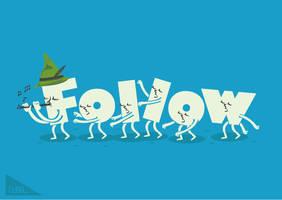 follow me by ndikol