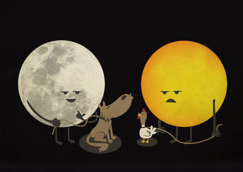 moon is better thanthe sun by ndikol