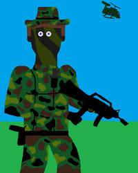 Navy SEAL (Vietnam War) by DanielBenner214