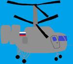 Russian Navy KA-27