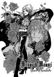 Devil Master and Rose lover by LemonPo