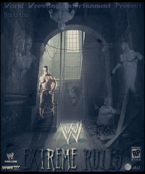 WWE ~ Extreme Rules 2010 ~ Poster by MhMd-Batista
