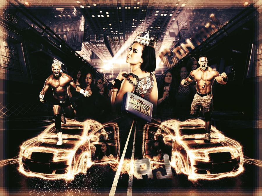 AJ LEE Control everybody !! ~ Wallpaper by MhMd-Batista