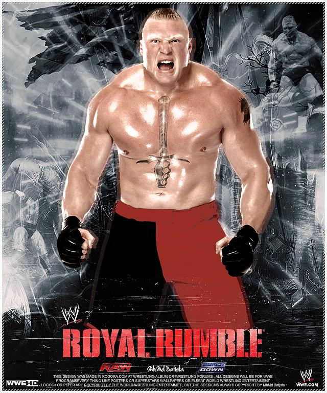 Brock Lesnar Vs Batista 2013 Brock Lesnar ~ Royal R...