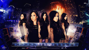 AJ LEE ~ HD Wallpaper ~ Black Dresses