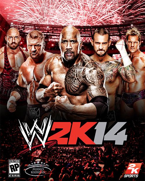 Wwe 2k14 Batista WWE 2K14 Cover ~ My De...