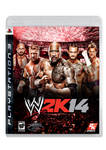 WWE 2K14 PS3 Cover ~ My Design