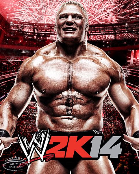 Wwe 2k14 Batista WWE 2K14 Card ~ Brock ...