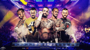 CM Punk ~ HD Wallpaper