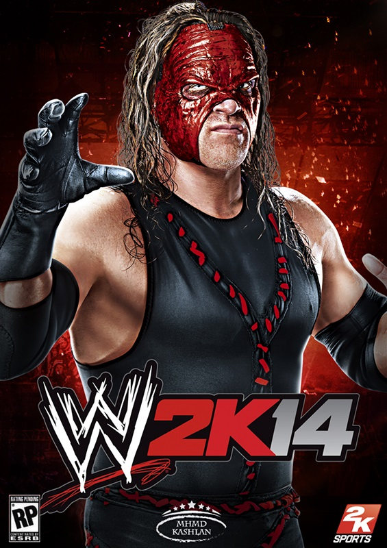 Wwe 2k14 Batista WWE 2K14 Cover feat Ka...