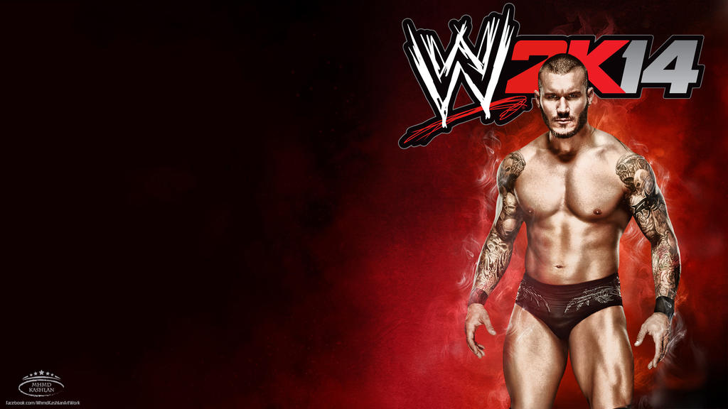 Randy Orton WWE 2K14 HD Wallpaper By MhMd Batista