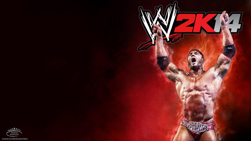 Wwe 2k14 Batista Batista 3rd edition   WWE 2K14
