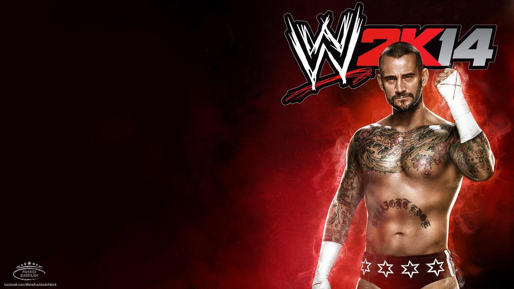 Wwe 2k14 Batista CM PUNK 2nd edition   WWE 2K14
