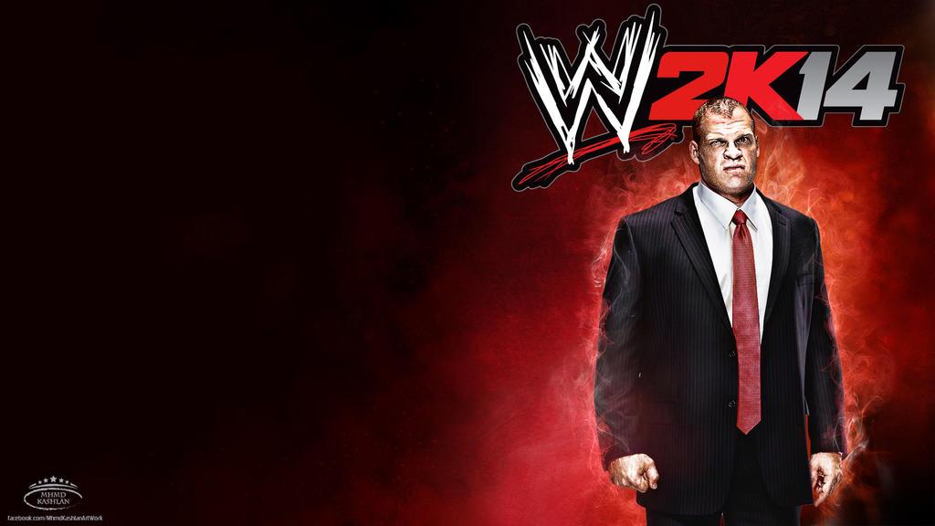 Kane Wwe Latest Hd Wallpaper 2013 14: WWE 2K14 HD Wallpaper By MhMd-Batista On