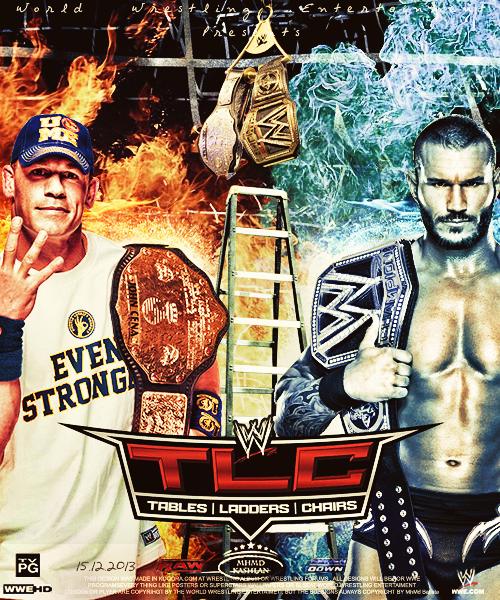 WWE TLC .. 2013 .. Poster .. 2 by MhMd-Batista