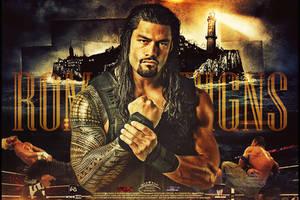 Roman Reigns by MhMd-Batista
