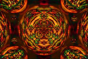 Through the Mirror: Kaleidorose Voodoo by FiXato