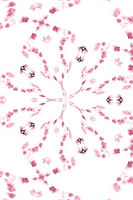 Flower made out of Blossoms by FiXato
