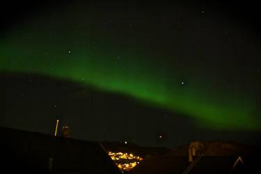 Aurora Borealis - Bodoe, Nordland, Norway 20140220