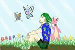 Kamata and pokemon