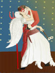 Safria and Robert: Masked Ball by SaffyLailo