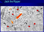 London's shadow Murder map by SaffyLailo
