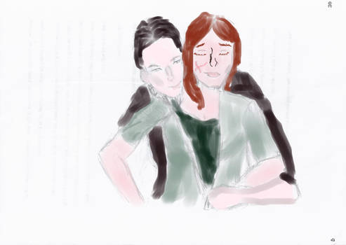 Anna and Reinald