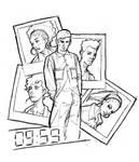 Misfits Sketch