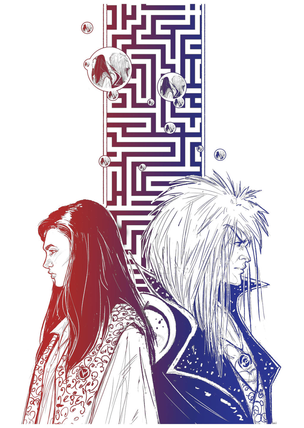 Labyrinth by Robbertopoli