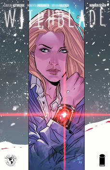 Witchblade Cover