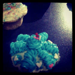 cupcakes by charot23