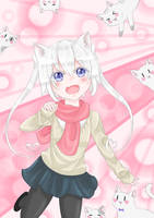 Wasn't able to become a Super Nuko!!! by Ribbonsai