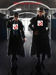 Eric and Dylan:Ghostbusters