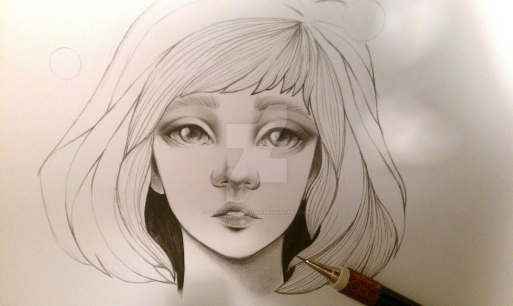 Margaret by dora-designstudio