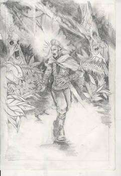 Venator in the Zombie Hollow