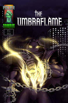 The Umbra Flame official cover