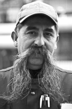 nice mustache mr.