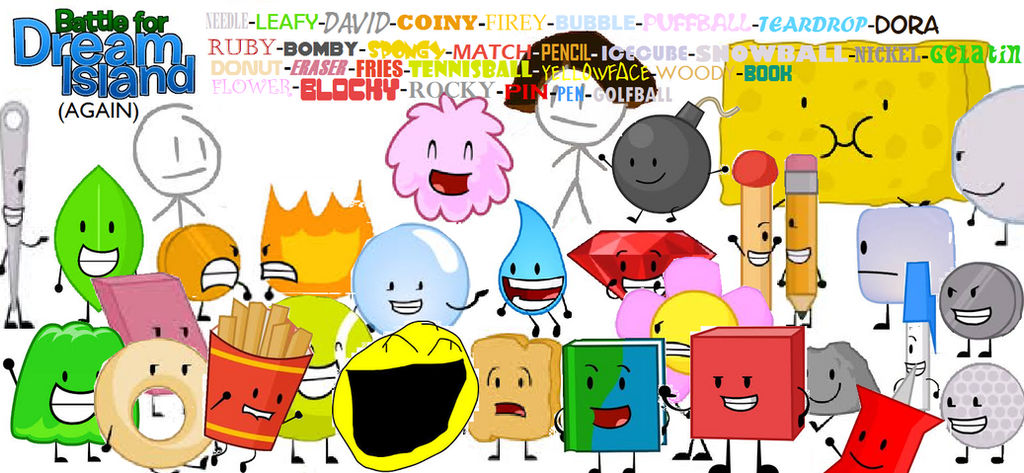 Bfdi Rant by shenson202 on DeviantArt